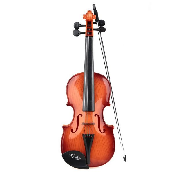 Bontempi - Violin with 4 strings and Bow (291100)