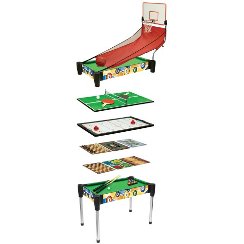 10-in-1 Games Table (MA8192)