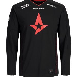 Astralis Merc Official T-Shirt LS 2019 - S