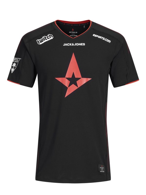 Astralis Merc Official T-Shirt SS 2019 - 10 Years