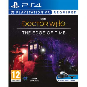 Doctor Who - The Edge of Time VR