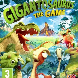 Gigantosaurus: The Game