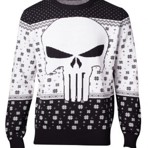 Marvel Punisher Sweater XXL