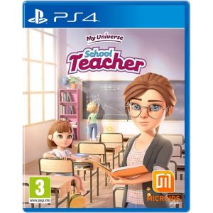 My Universe: School Teacher