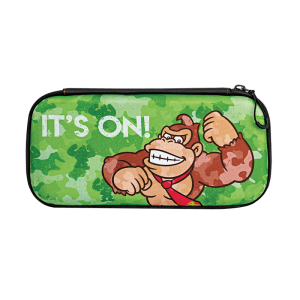 Nintendo Switch Slim Travel Case Donkey Kong