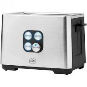 OBH Nordica - Cube Toaster - Silver (2717)