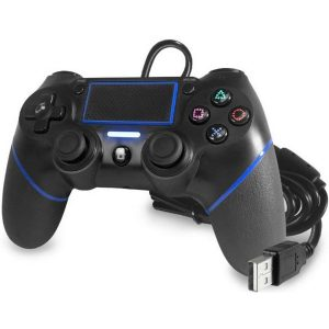 TTX Playstation 4 Champion Wired Controller Black